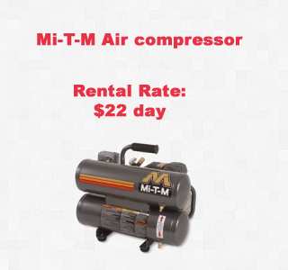 rental air compressor copy