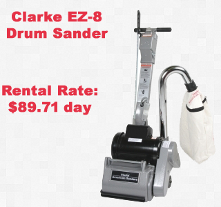 Rental drum sander copy