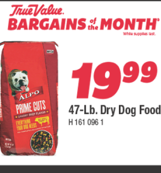 Jan16 011 BOM Digital Ad 5 – Dry Dog Food edited