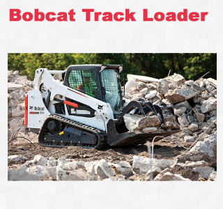 bobcat track loader copy