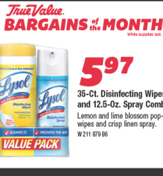 Oct16 BOM Digital Ad 3 – Disinfecting Wipes and Spray Combo edited