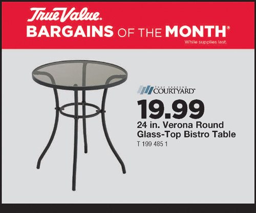 web May17 BOM Digital Ad 3 – Glass-Top Bistro Table