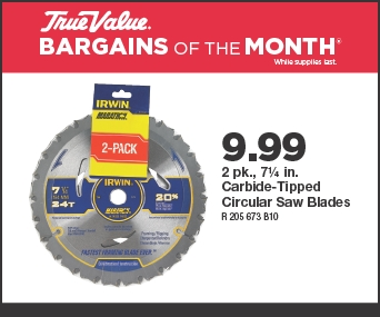 Dec17 BOM Digital Ad 1 - Circular Saw Blades